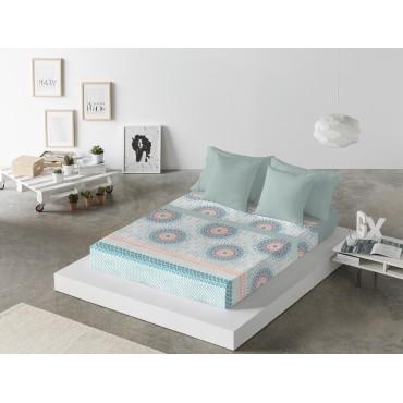 Juego de sábanas NAFNAF LIlle azul