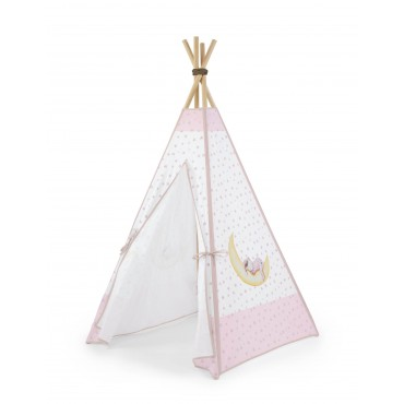 Tipi Nafnaf Marlon night rosa
