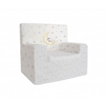 Sillon Bebe Oso Marlon night gris