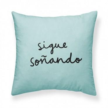 Cojín Sigue soñando ((Lyona y Santi Balmes)