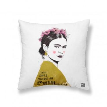 Cojín Frida (Mundopiruu)