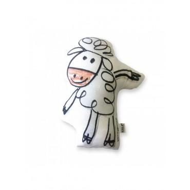 Cojín Forma oveja Anna LLenas
