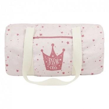 Bolso fin de semana Nafnaf Princess rosa