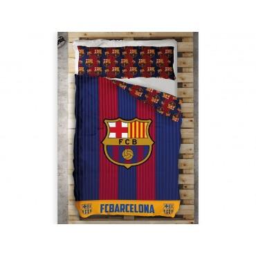Funda nórdica FC BARCELONA ESCUDO cama 105