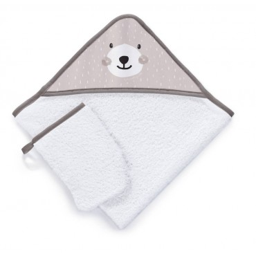 Capa de Baño Happy ted