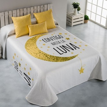 Colcha Luna Textilia