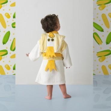 Albornoz infantil Chick (RIZO BASIC)